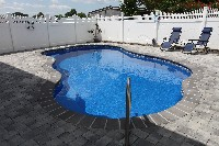Rio Fiberglass Pool in Ladera Ranch, CA