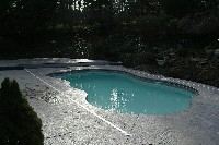 Rio Fiberglass Pool in Costa Mesa, CA