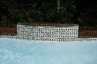 Rio Fiberglass Pool in Fallbrook, CA
